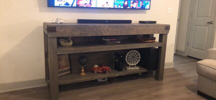 Tv stand /buffet table