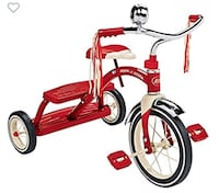 Radio flyer 12 inch duel deck like new . Used 5 or 6 times