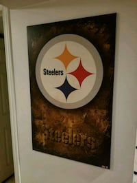 Steelers picture Toronto, M9C 4W3