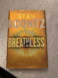 Dean Koontz - Breathless (hardcover) St Albert, T8N 7K1