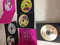 Barney dvd's grate conditions , some of them have double dvd's Hamilton, L8V 4K6
