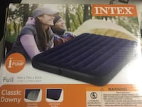 Double Air mattress Vancouver, V5R 1R8