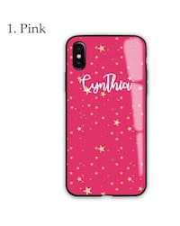 Personalized Cases with or without Handle (Name printed on phone case) Buhl, 35446