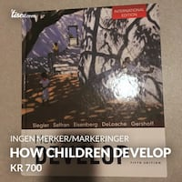 How children develop  Oslo, 0172