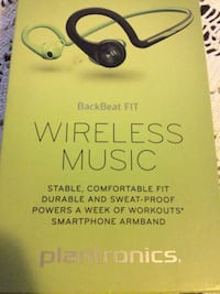 Plantronics BackBeat Fit Oslo, 0366