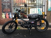 Brand new! 50cc moped North Brentwood