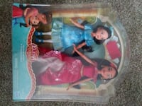 Disney ELena Avalor doll playset box Wyoming, 49519