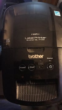 Brother QL-710W Thermal label Printer Upper Marlboro, 20774