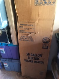 50 Gallon Electric Waster Heater Fort Washington, 20744