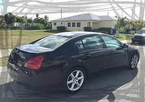 Listed for sale is this 2004 Nissan Maxima SE
