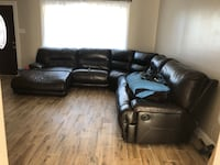 Ashley Furniture Leather sectional Metairie, 70003