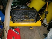 black and yellow air compressor Salinas, 93905