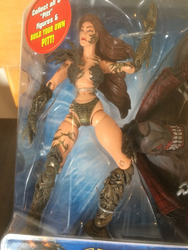 Legendary Heroes Witchblade Pitt 2