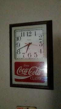Coca Cola Clock Winnipeg, R3B 1E7