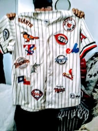 ****2003 ALL STAR BASEBALL GAME JERSEY**** Reno, 89502