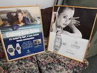 29x23 Wooden Poster Picture Frames