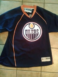 Oilers Jersey Large