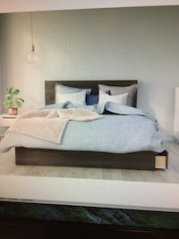 Brand New Queen Bed with 3 Storage Drawers Toronto, M5V 3N9