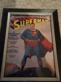 Limited collectors edition Superman Vaughan