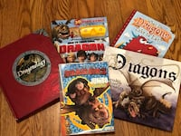 5 dragon books
