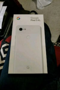 Brand new in box pixel xl 3 on fido sealed Vancouver, V6B 1B2
