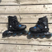 Kids Adjustable Roller Blades / Inline  Skates