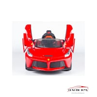 Ferrari Laferrari Red Kids Ride On Car ( WWW.LUXOTICTOYS.CA ) Mississauga