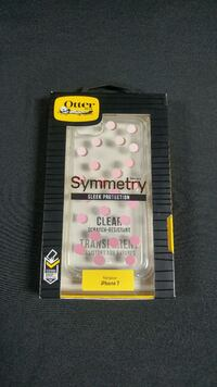 clear Symmetry Sleek Protection iPhone case for iP Jasper, 47546