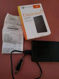 Expansion portable drive memory