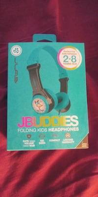 Brand new JBUDDIES JLAB children's head phones 26 km