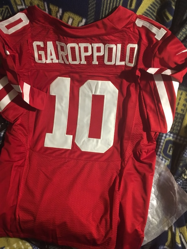 info for 11f2d 544cb 49ers Jimmy Garoppolo Jersey