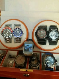 Mens Watch collection! Very Nice! South Bend, 46617
