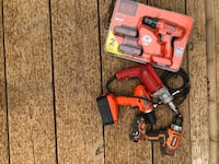 Ridgid, Milwaukee Drills In Great Conditions Springdale, 20774