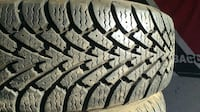 Goodyear Nordic 205 60 R15 Barrie