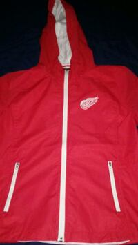 Men's extra large Red Wings jacket Detroit, 48204