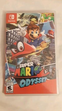 Mario Odyssey 100% Complete Like New Quincy, 02169