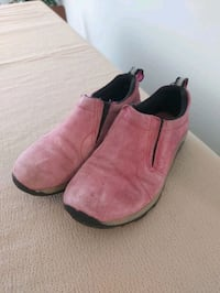 Girls leather Boots size 3 Eur 34 Toronto, M9C 1E5