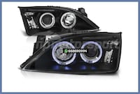 FAROS ANGEL EYES NEGROS FORD MONDEO MK3 MADRID