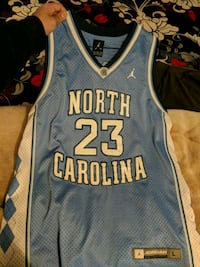 Jersey ( Michael Jordan North Carolina) Delta, V4C 4M1