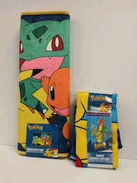 Pokemon shower curtain and rug Fayetteville, 72703
