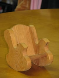 Doll chair wooden TORONTO