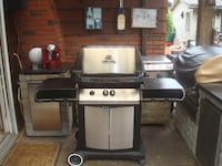 BROIL KING stainless GAS BBQ St. Catharines