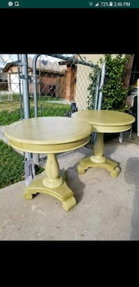2 Brand New accent Side Tables $80 for both  Moreno Valley, 92551