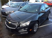 2016 Chevrolet Cruze Limited *25 kms* driven NEW CAR! Surrey