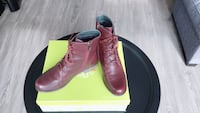 Leather boots, size 37 Burnaby, V5A 4G8