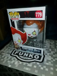Pennywise fye exclusive funko pop (FIRM PRICE) Toronto, M1L 2T3