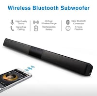 Wireless Bluetooth speakerw 拉斯维加斯, 89118