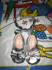 Brand New 6-9 Months Shoes & Matching Head Band Fort Washington, 20744
