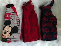(3) pairs 3T footed pajamas , s/f p/f hone, poos no holds. Pick up in imperial  all 3 for $10.00 Imperial, 63052