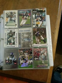 Old and new football cards Reno, 89509